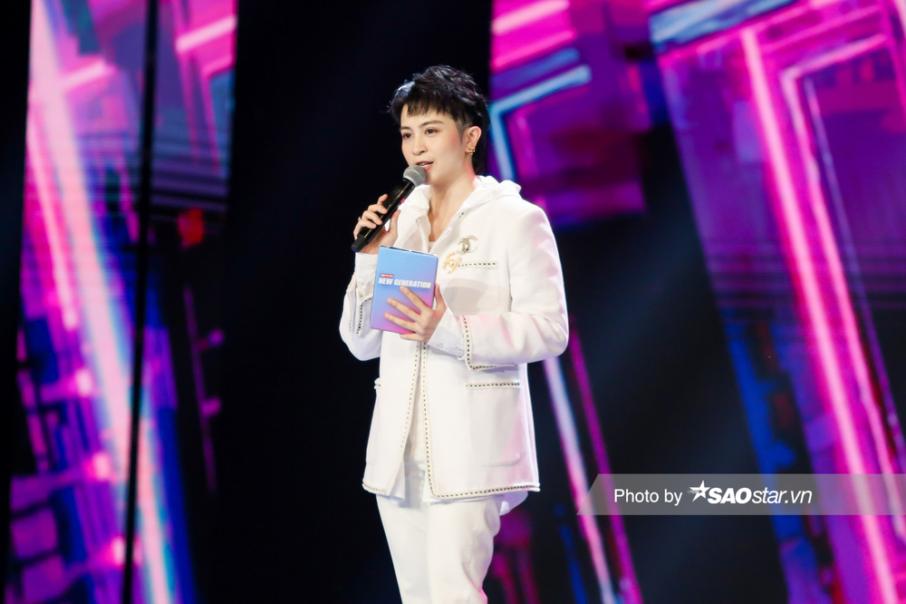 Gil Lê đảm nhận vai trò MC, Hà Lê cùng Lưu Thiên Hương loại thí sinh vòng Đột phá GHVN New Generation Ảnh 4