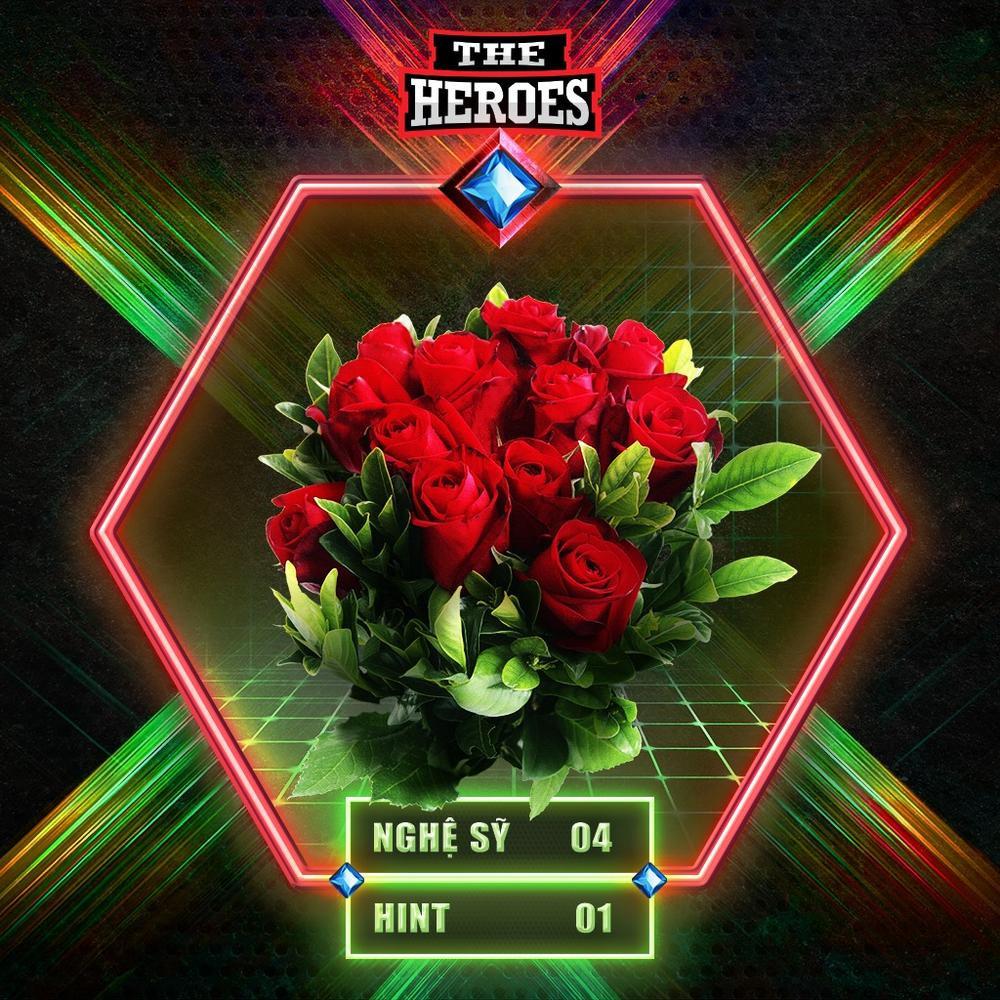 The Heroes tung hint 'đóa hoa hồng': Chi Pu được fan gọi tên, Quân A.P - Hoài Lâm 'vào tầm ngắm' Ảnh 1