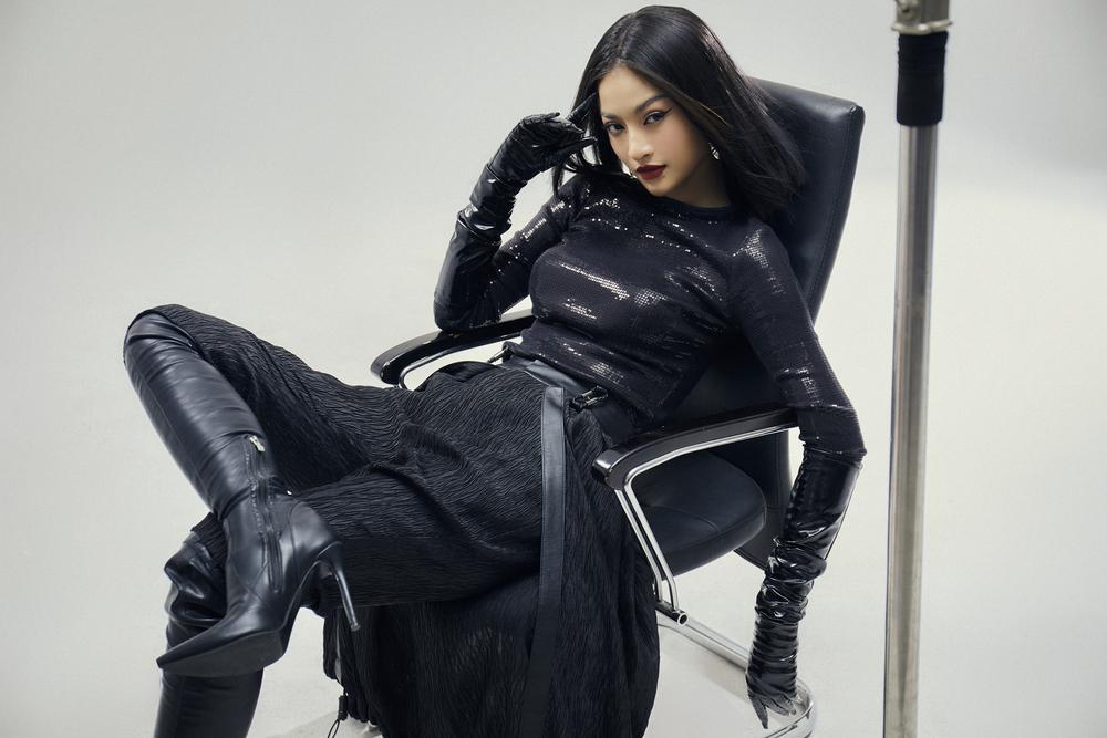 Kiều Loan lột xác với bộ ảnh high-fashion kết hợp cùng NTK Công Trí: Á hậu trẻ đỉnh nhất Vbiz đây rồi! Ảnh 8