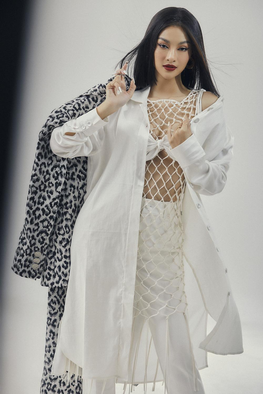 Kiều Loan lột xác với bộ ảnh high-fashion kết hợp cùng NTK Công Trí: Á hậu trẻ đỉnh nhất Vbiz đây rồi! Ảnh 13