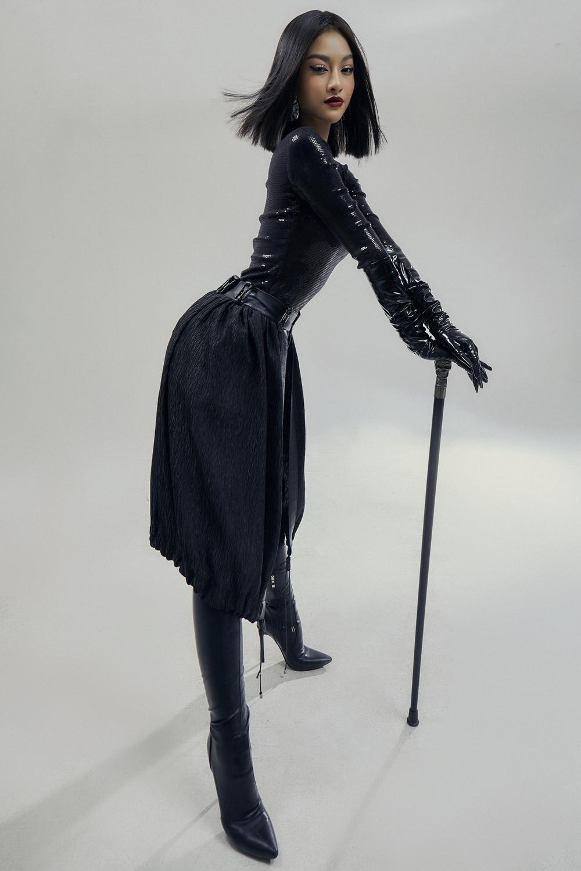 Kiều Loan lột xác với bộ ảnh high-fashion kết hợp cùng NTK Công Trí: Á hậu trẻ đỉnh nhất Vbiz đây rồi! Ảnh 6