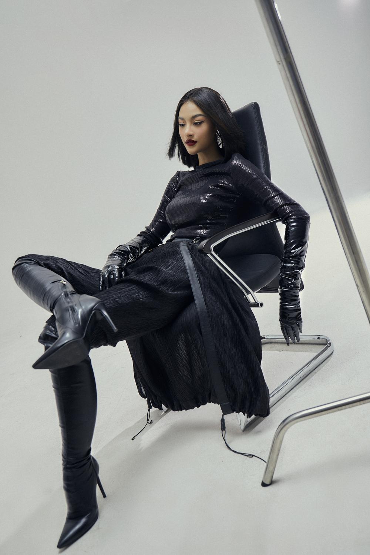 Kiều Loan lột xác với bộ ảnh high-fashion kết hợp cùng NTK Công Trí: Á hậu trẻ đỉnh nhất Vbiz đây rồi! Ảnh 7