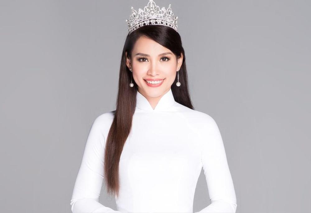 Hoa hậu Việt Nam Ngọc Khánh dù tóc bạc rợp đầu nhưng nhan sắc lại gây chú ý Ảnh 4