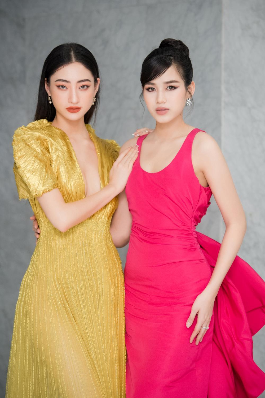 'Chiến binh Miss World' Đỗ Thị Hà rạng rỡ đọ sắc cùng đàn chị Phương Nga - Lương Thùy Linh Ảnh 11