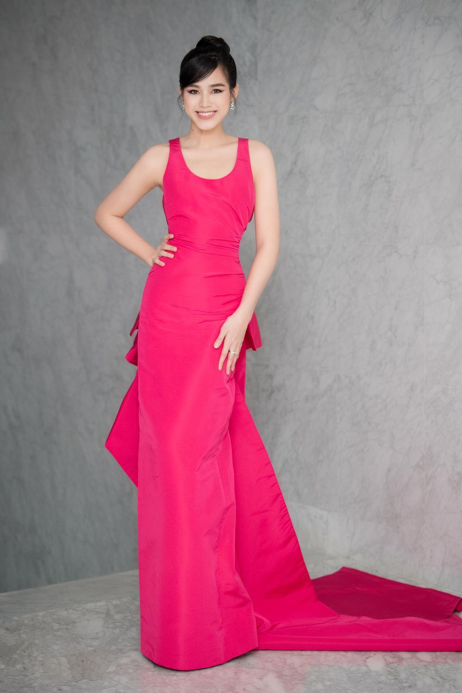 'Chiến binh Miss World' Đỗ Thị Hà rạng rỡ đọ sắc cùng đàn chị Phương Nga - Lương Thùy Linh Ảnh 8