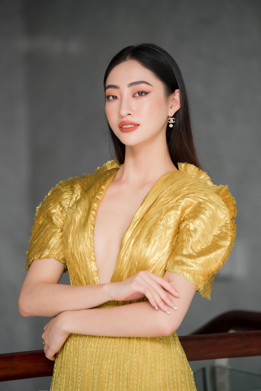 'Chiến binh Miss World' Đỗ Thị Hà rạng rỡ đọ sắc cùng đàn chị Phương Nga - Lương Thùy Linh Ảnh 5