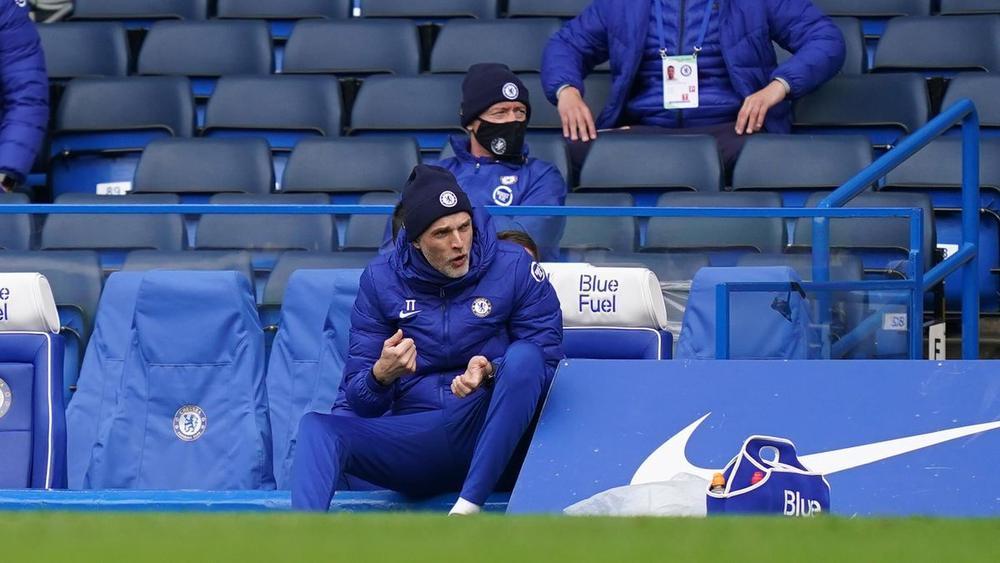 HLV Tuchel thua trận đầu tiên cùng Chelsea, chạm mốc tệ chưa từng thấy trong sự nghiệp Ảnh 2