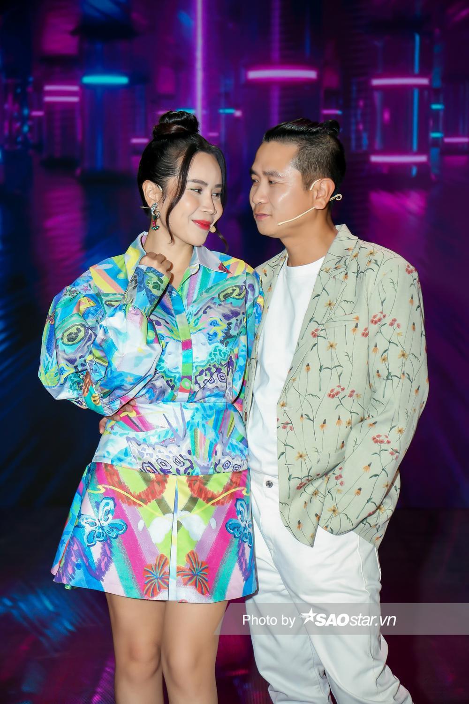 Dàn HLV đọ phong cách thời trang đỉnh cao, khai màn vòng Đột phá bùng nổ GHVN New Generation 2021 Ảnh 5