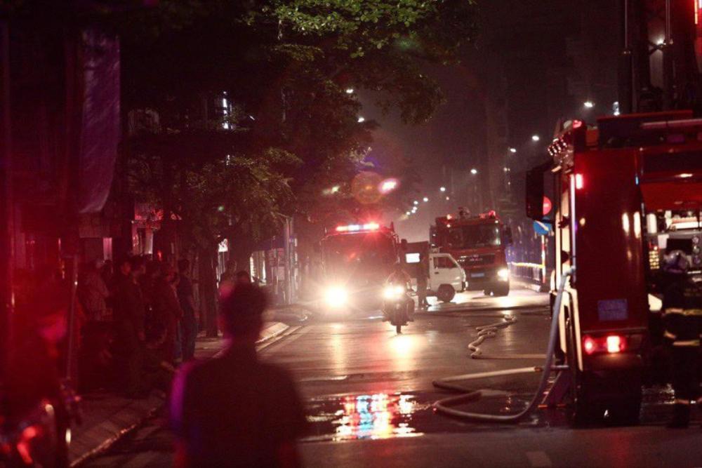 Hé lộ nguyên nhân vụ cháy kinh hoàng khiến 4 người trong gia đình trong đó có 1 phụ nữ mang thai tử vong Ảnh 1