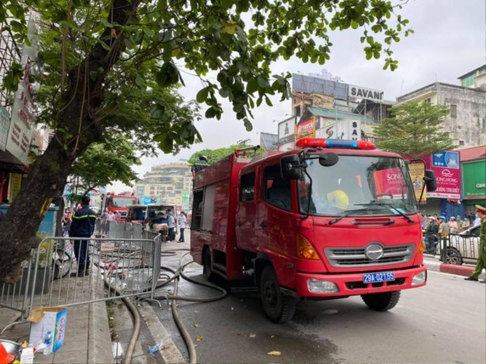 Hé lộ nguyên nhân vụ cháy kinh hoàng khiến 4 người trong gia đình trong đó có 1 phụ nữ mang thai tử vong Ảnh 4