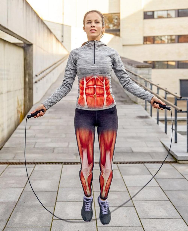 6 bài tập làm săn chắc cơ thể trong 30 ngày, các nàng thoải mái diện bikini Ảnh 3