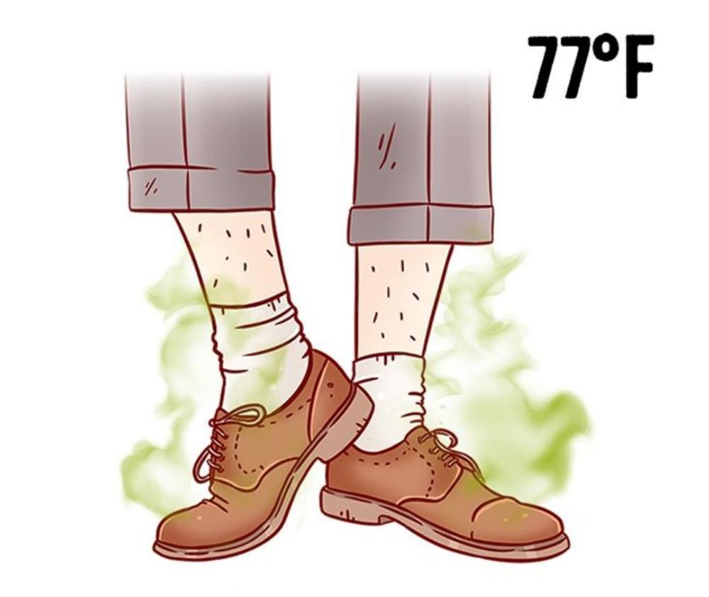 10 sai lầm chọn giày dép mùa hè khiến ngón chân biến dạng, sinh bệnh về khớp Ảnh 8