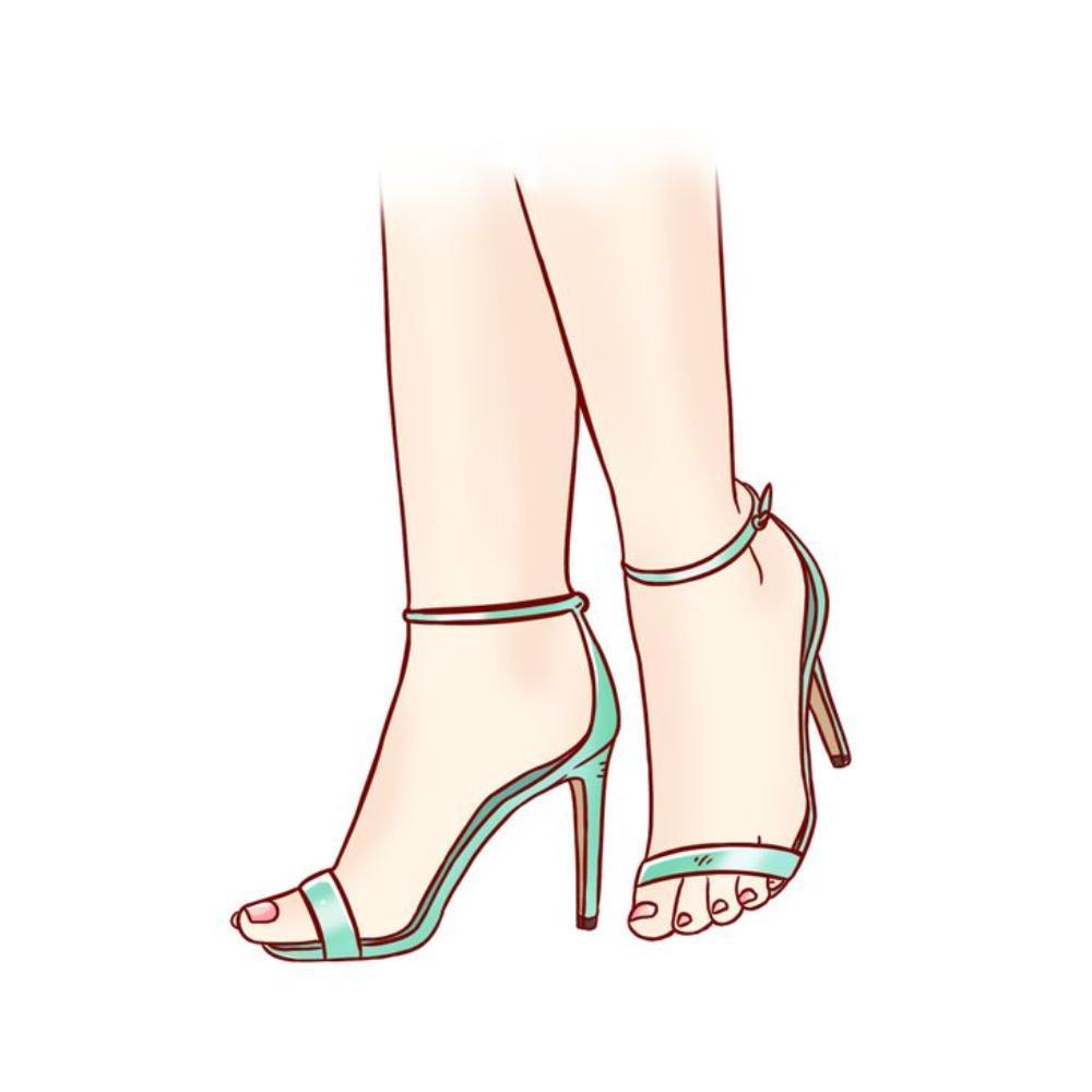 10 sai lầm chọn giày dép mùa hè khiến ngón chân biến dạng, sinh bệnh về khớp Ảnh 5