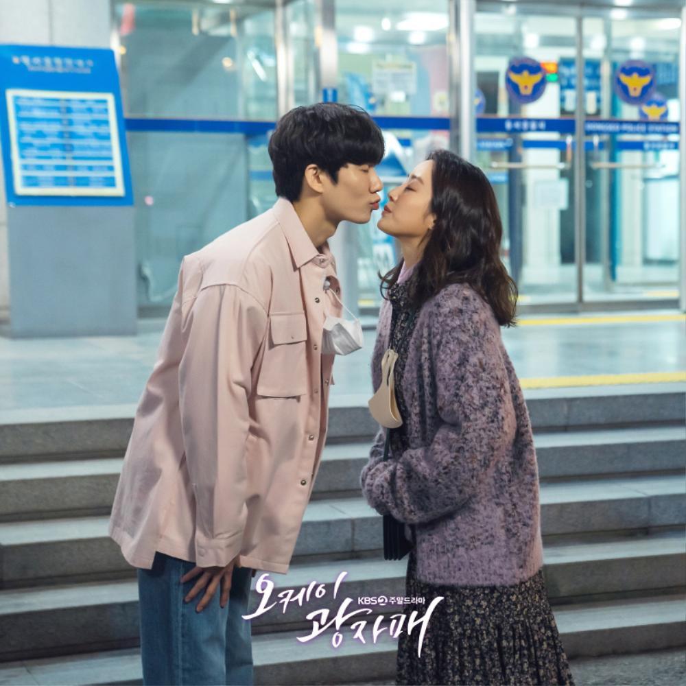 Phim 'Vincenzo' đạt rating cao nhất nhờ màn khóa môi lãng mạn giữa Song Joong Ki và Jeon Yeo Bin Ảnh 1