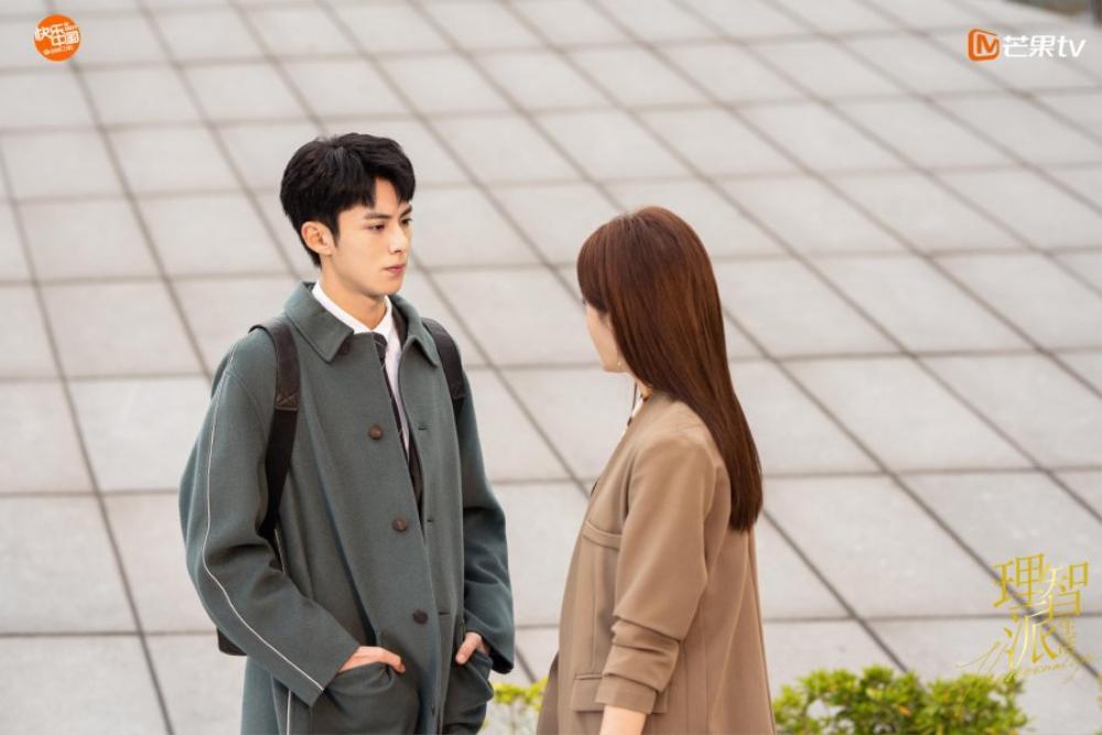 Cặp chị em chênh nhau 19 tuổi Tần Lam - Vương Hạc Đệ rủ nhau hẹn hò trong 'The Rational Life' Ảnh 7
