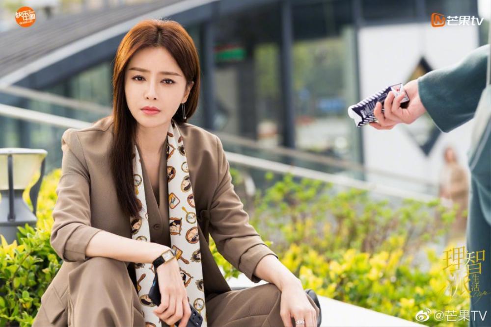 Cặp chị em chênh nhau 19 tuổi Tần Lam - Vương Hạc Đệ rủ nhau hẹn hò trong 'The Rational Life' Ảnh 4