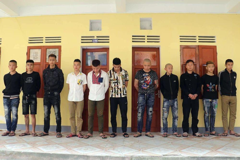 Nghệ An: Khởi tố, tạm giam 9 đối tượng vụ nam thanh niên bị 'chôn sống' Ảnh 2