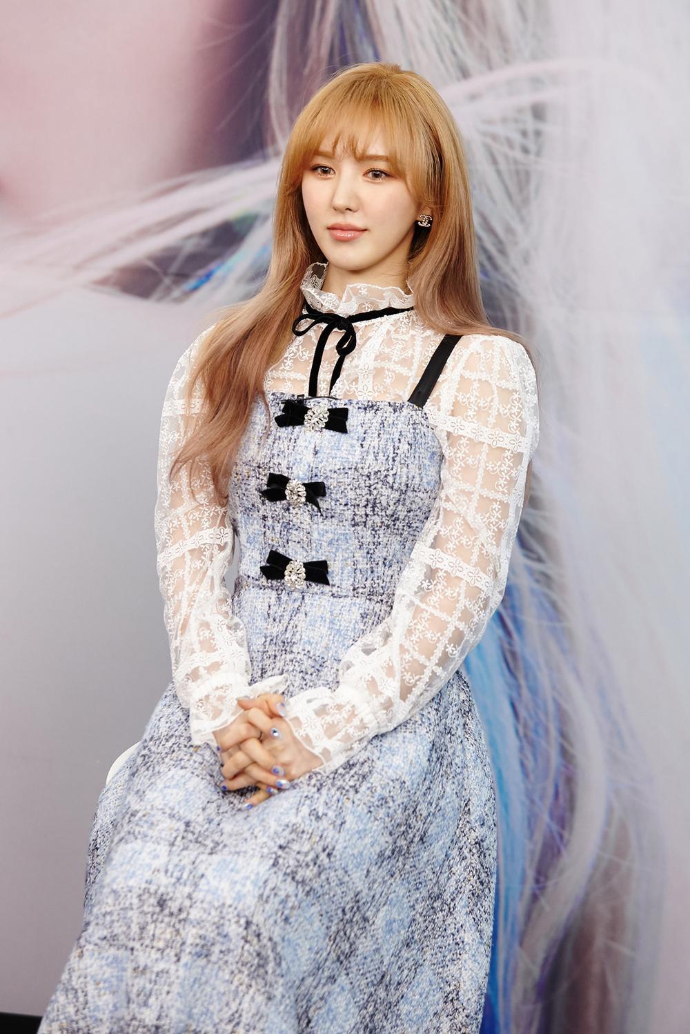 WENDY (Red Velvet) debut solo: 'Đây là thời điểm thể hiện đầy đủ màu sắc và con người mình' Ảnh 7