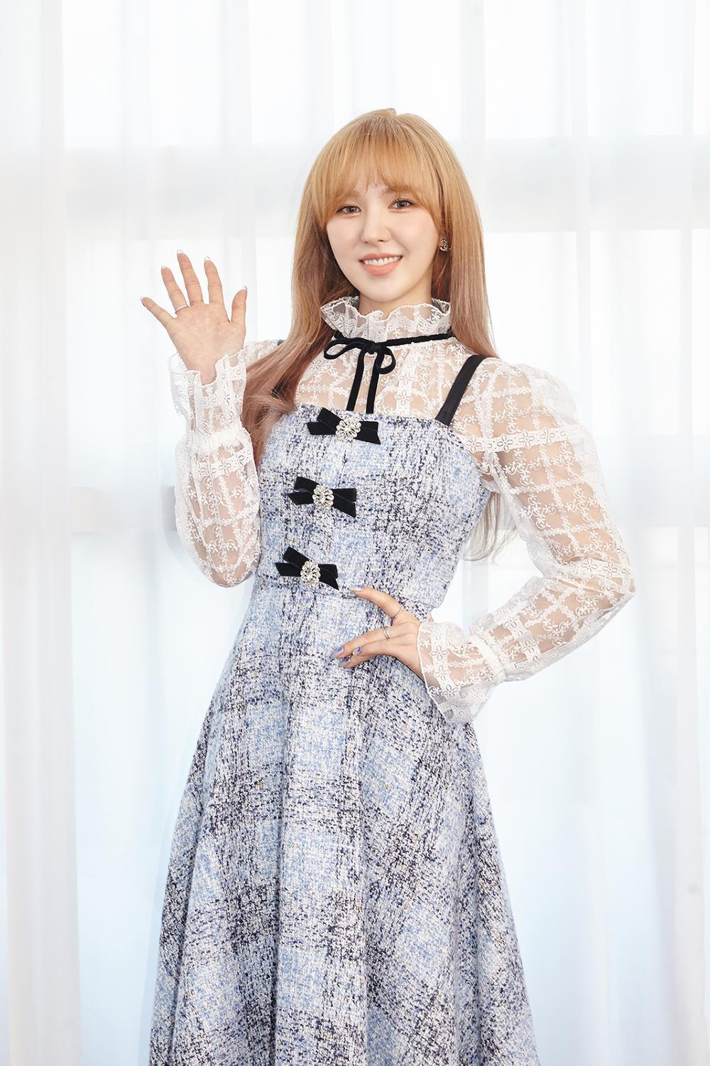 WENDY (Red Velvet) debut solo: 'Đây là thời điểm thể hiện đầy đủ màu sắc và con người mình' Ảnh 8