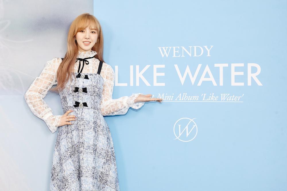 WENDY (Red Velvet) debut solo: 'Đây là thời điểm thể hiện đầy đủ màu sắc và con người mình' Ảnh 5