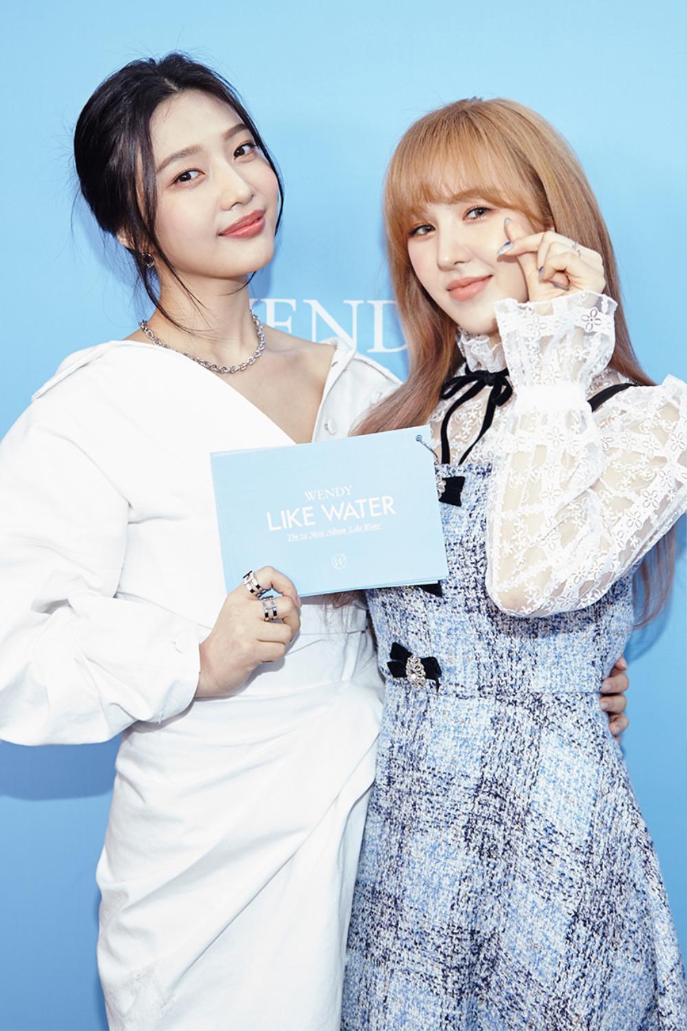 WENDY (Red Velvet) debut solo: 'Đây là thời điểm thể hiện đầy đủ màu sắc và con người mình' Ảnh 1