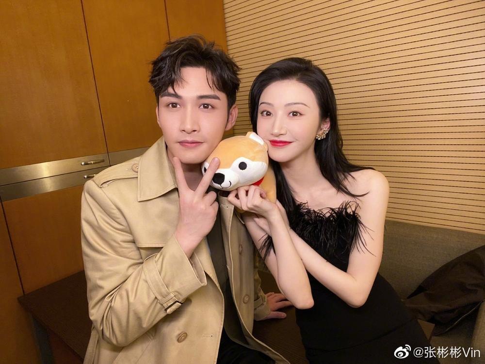 Cảnh Điềm chủ động khóa môi 'bạn trai' Dương Mịch ngay trên sóng truyền hình Ảnh 6