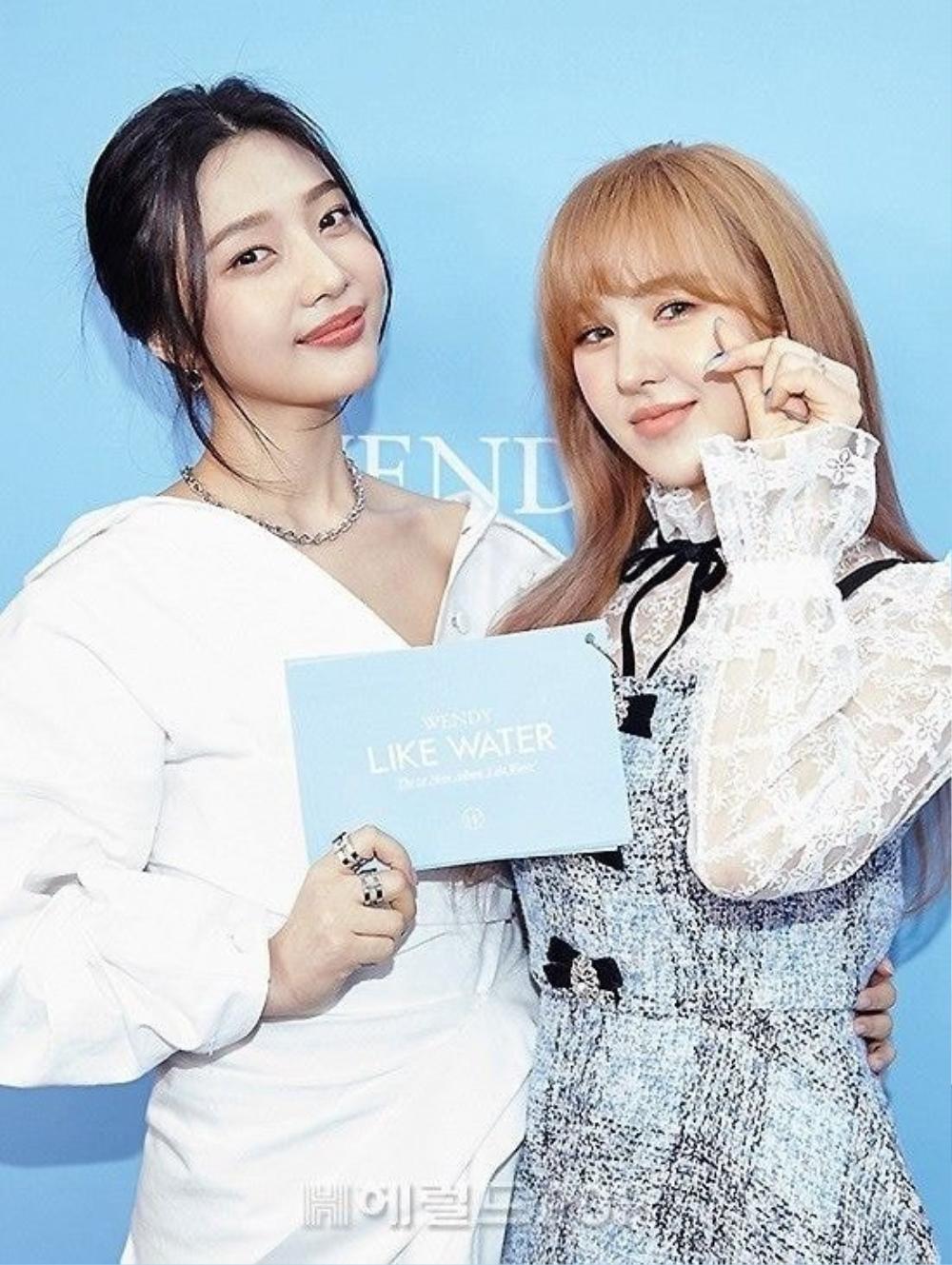 Fan Red Velvet 'phát điên' vì loạt bình luận chê bài nhan sắc của Wendy Ảnh 4