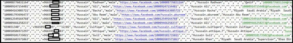 Facebook bị điều tra vì làm rò rỉ dữ liệu 533 triệu người dùng Ảnh 2