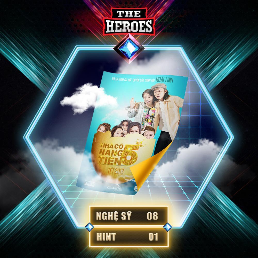 The Heroes tung gợi ý 'nói dối': Fan gọi tên Uni5 - Bích Phương - Khổng Tú Quỳnh Ảnh 2