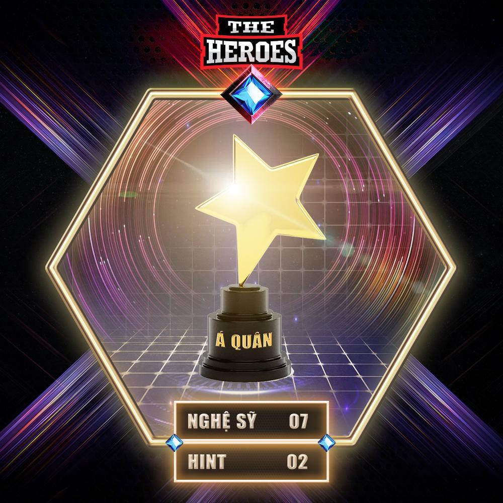 Á quân đình đám nào sẽ tranh ngôi vương The Heroes 2021: Hiền Hồ - VP Bá Vương hay Lâm Bảo Ngọc? Ảnh 1