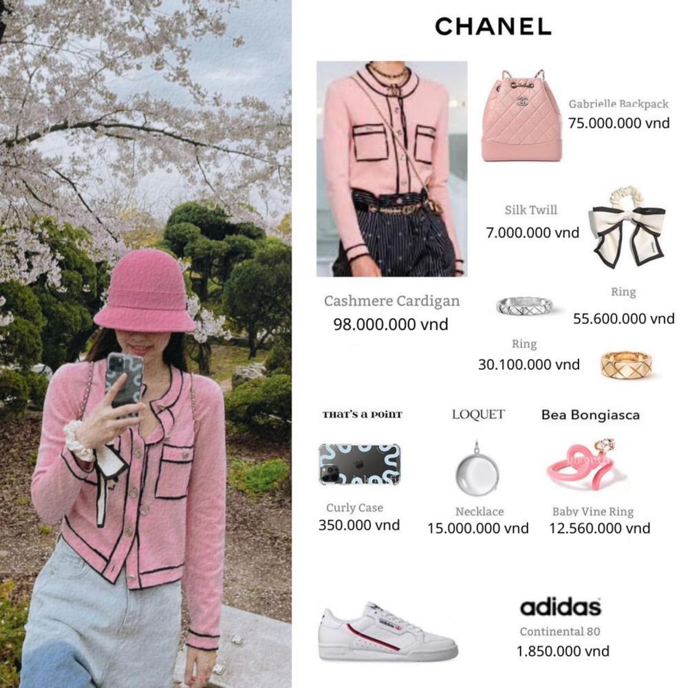 G-Dragon & Jennie Black Pink cùng mặc áo cardigan Chanel đắt đỏ, tạo dáng 'quằn quại' khó đỡ Ảnh 5