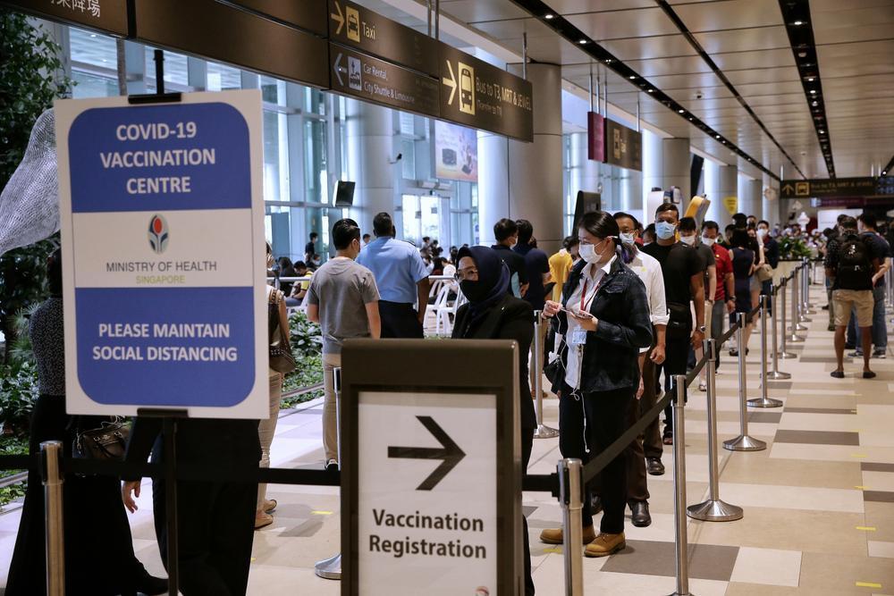 Singapore là quốc gia đầu tiên chấp nhận hộ chiếu vaccine Ảnh 1