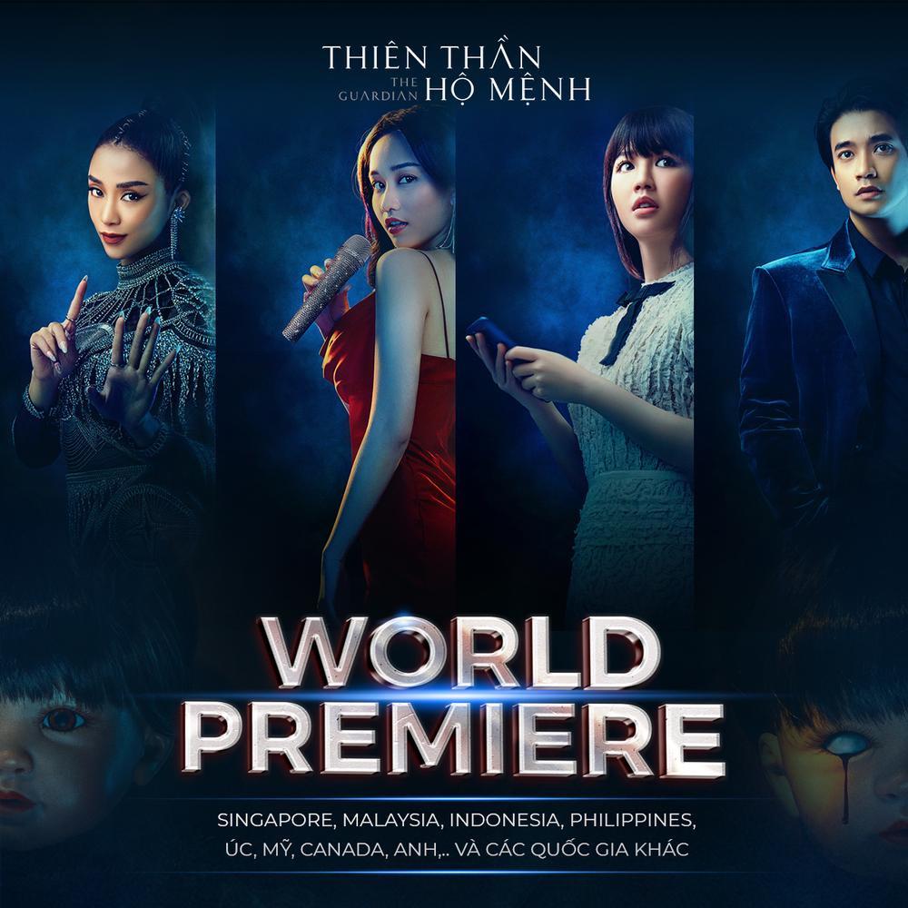 'Chơi trội' hơn Bố già, Thiên thần hộ mệnh của Victor Vũ chuẩn bị tổ chức công chiếu phim trên toàn cầu Ảnh 1