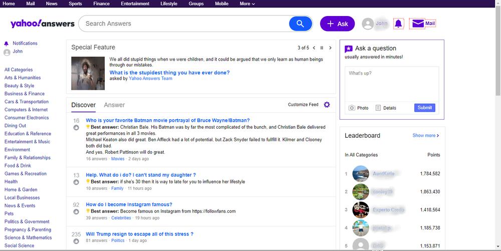 Yahoo Hỏi & Đáp, website gắn liền với tuổi thơ của thế hệ 8X, 9X Việt Nam sắp ngừng hoạt động Ảnh 1