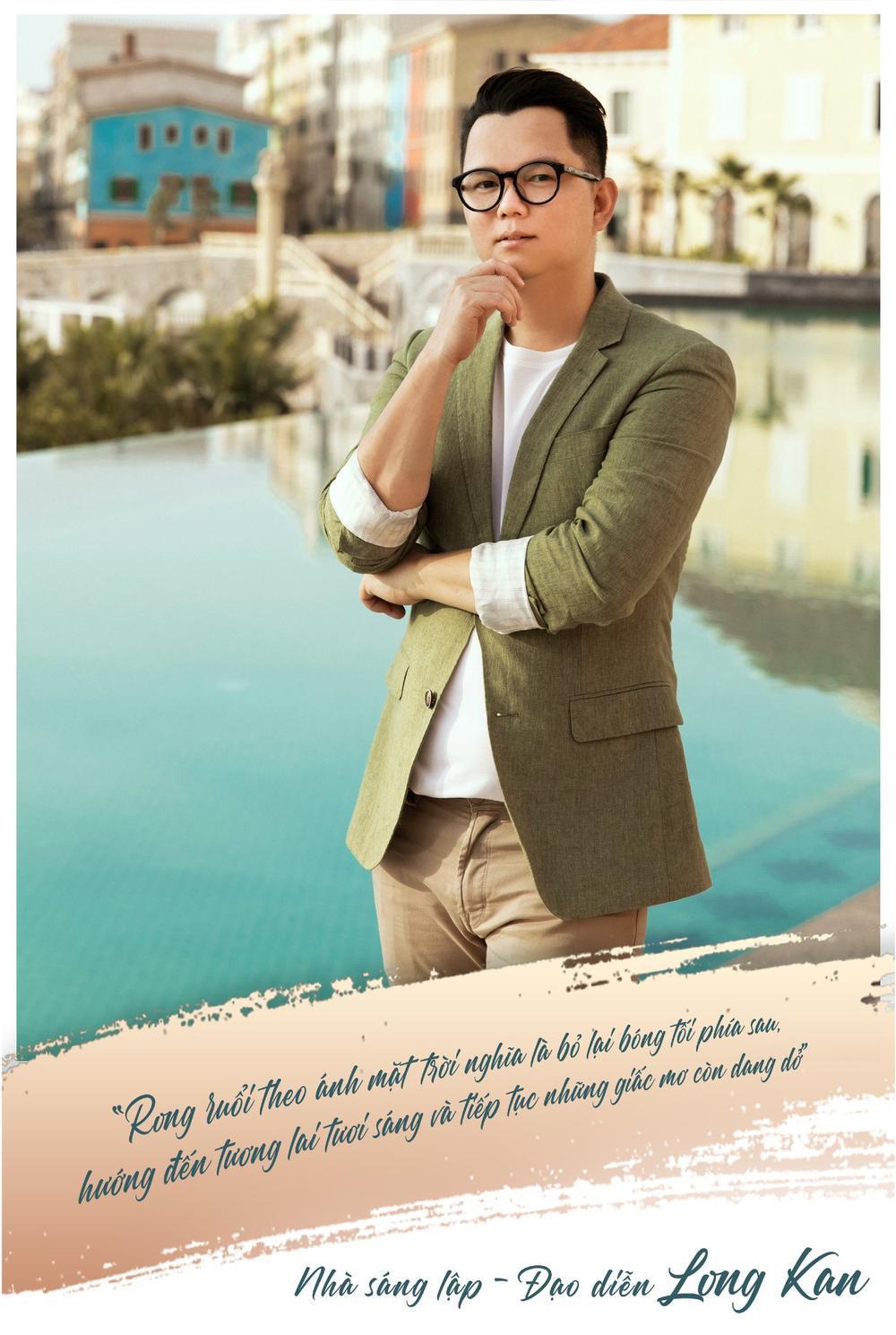 Đạo diễn Long Kan: Sứ mệnh của tôi là phụng sự thời trang Việt! Ảnh 4