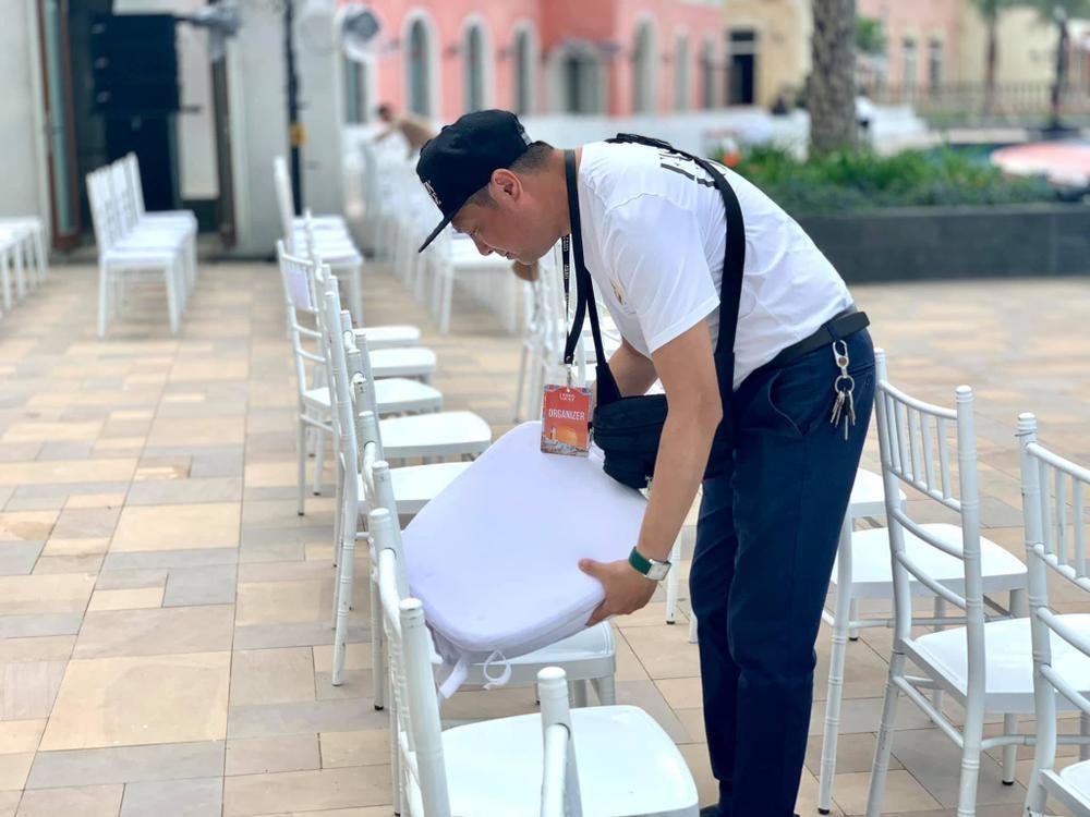 Đạo diễn Long Kan: Sứ mệnh của tôi là phụng sự thời trang Việt! Ảnh 16
