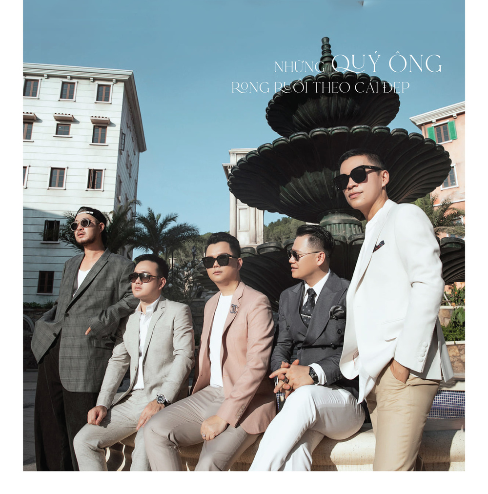 Đạo diễn Long Kan: Sứ mệnh của tôi là phụng sự thời trang Việt! Ảnh 11