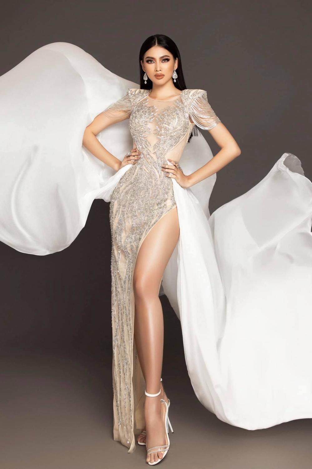 Ngọc Thảo về Việt Nam sau 1 tháng chinh chiến Miss Grand, bắt đầu cách ly 21 ngày tại Đà Nẵng Ảnh 3