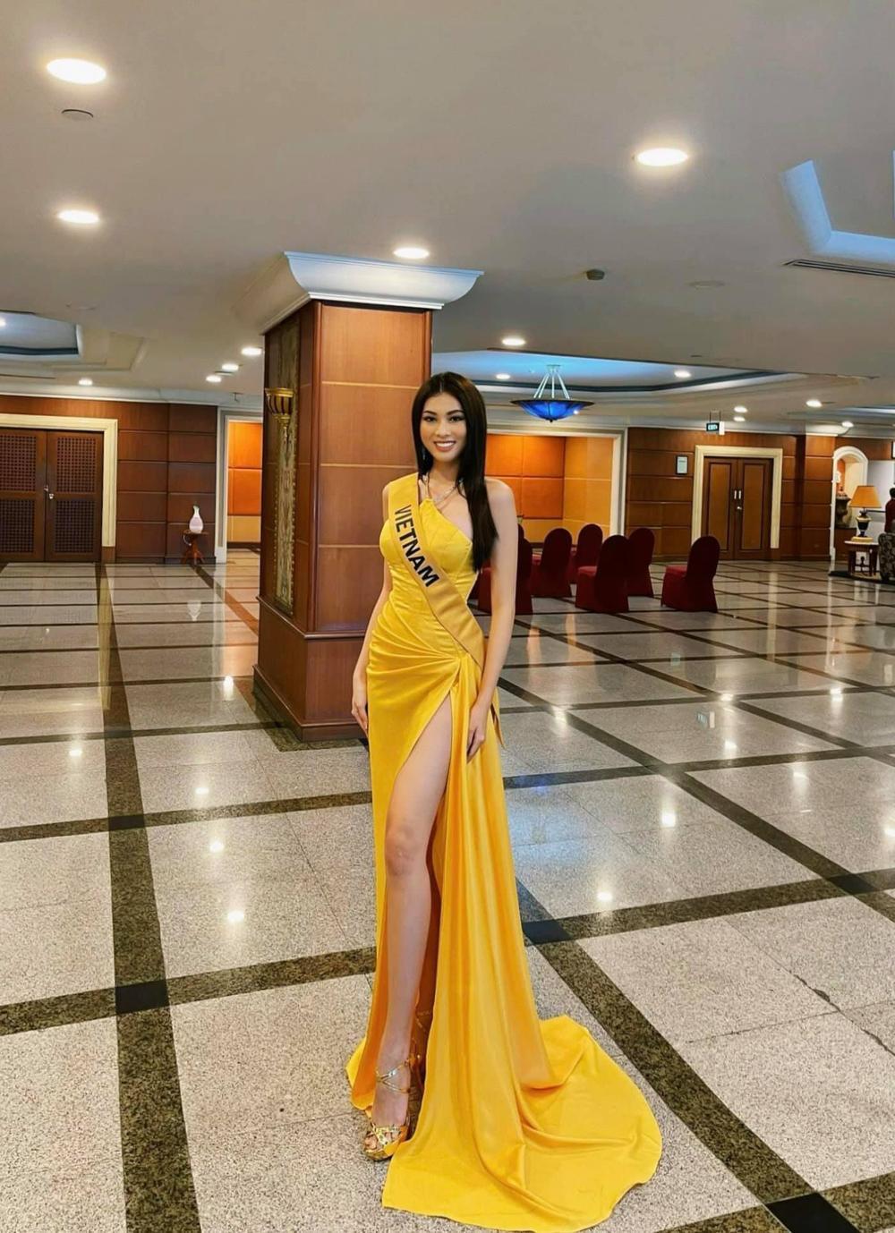 Ngọc Thảo về Việt Nam sau 1 tháng chinh chiến Miss Grand, bắt đầu cách ly 21 ngày tại Đà Nẵng Ảnh 9
