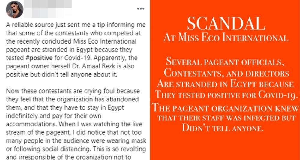 Á hậu 1 Miss Eco dương tính Covid-19, Đoàn Hồng Trang bày tỏ: 'Tôi bỏ thi là quyết định đúng đắn' Ảnh 3