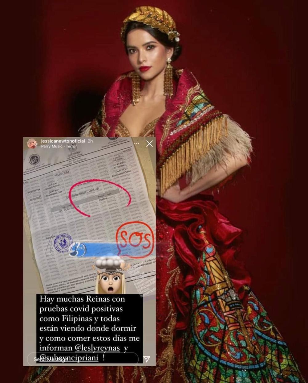 Á hậu 1 Miss Eco dương tính Covid-19, Đoàn Hồng Trang bày tỏ: 'Tôi bỏ thi là quyết định đúng đắn' Ảnh 4