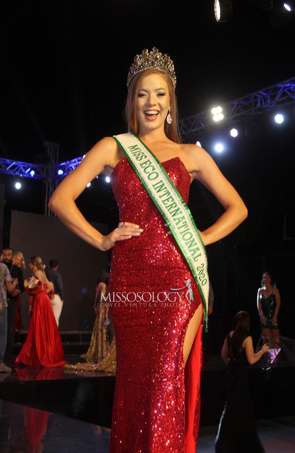 Á hậu 1 Miss Eco dương tính Covid-19, Đoàn Hồng Trang bày tỏ: 'Tôi bỏ thi là quyết định đúng đắn' Ảnh 1