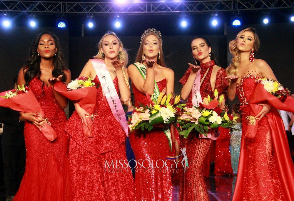 Á hậu 1 Miss Eco dương tính Covid-19, Đoàn Hồng Trang bày tỏ: 'Tôi bỏ thi là quyết định đúng đắn' Ảnh 2