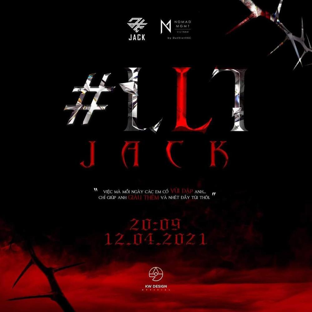 Vừa tung teaser comeback, Jack thu về loạt thành tích khủng Ảnh 1