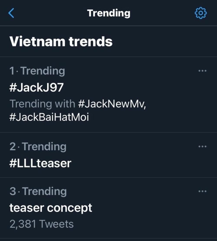 Vừa tung teaser comeback, Jack thu về loạt thành tích khủng Ảnh 7