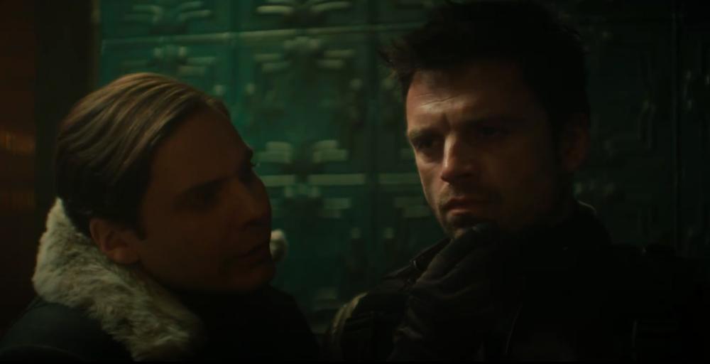 Loạt khoảnh khắc chứng minh 'The Falcon and the Winter Soldier' đích thị là phim đam mỹ trá hình Ảnh 6