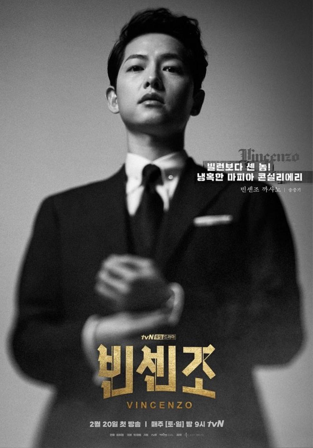 Phim 'Vincenzo' của Song Joong Ki và phim 'Mouse' của Lee Seung Gi đều thông báo tạm dừng lên sóng Ảnh 2