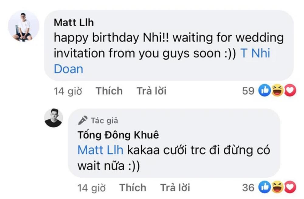 Giữa nghi vấn chia tay Hương Giang, Matt Liu bị bạn thân hối thúc đám cưới: Chưa tan vỡ, vẫn yêu âm thầm? Ảnh 4