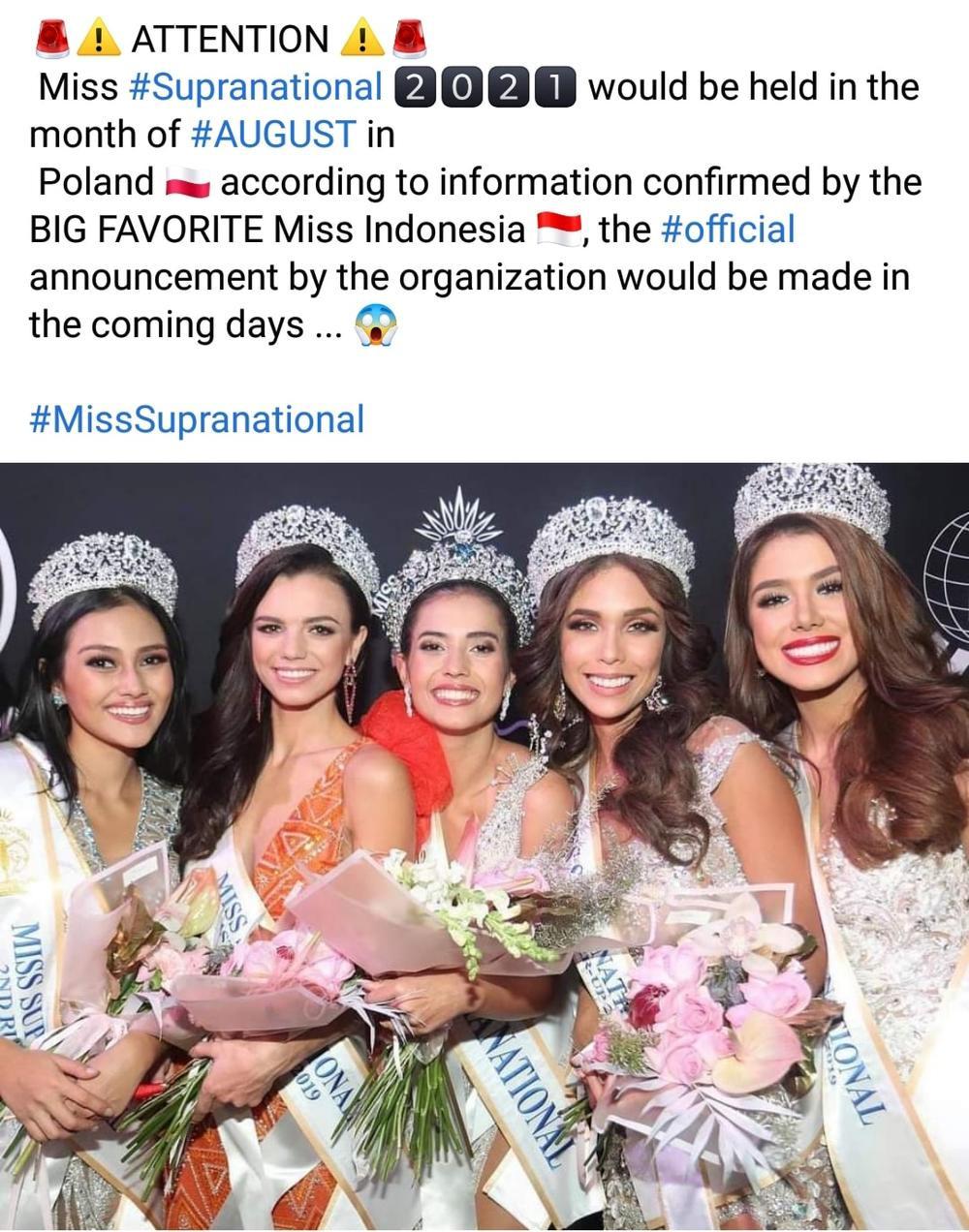 Rộ tin Miss Supranational tổ chức vào tháng 8: Đào Hà hay Lê Thu Trang sẽ là đại diện Việt Nam? Ảnh 2