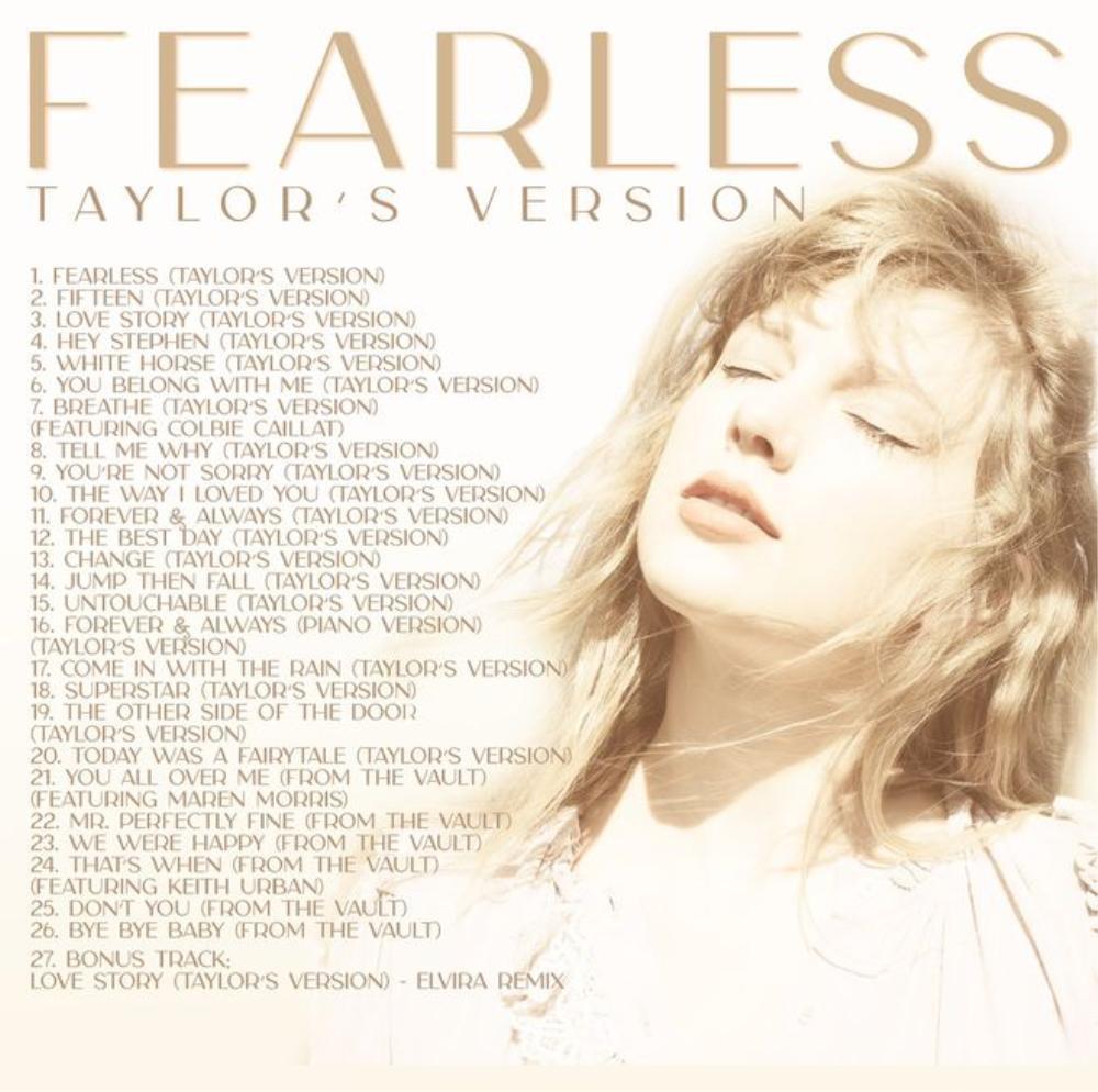 Taylor Swift là nữ nghệ sĩ đầu tiên trong lịch sử vượt mốc 20 tỷ lượt stream on-demand tại Hoa Kỳ Ảnh 3